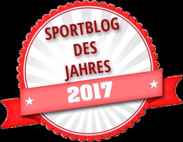 roder.com präsentiert - Sportblog des Jahres 2017
