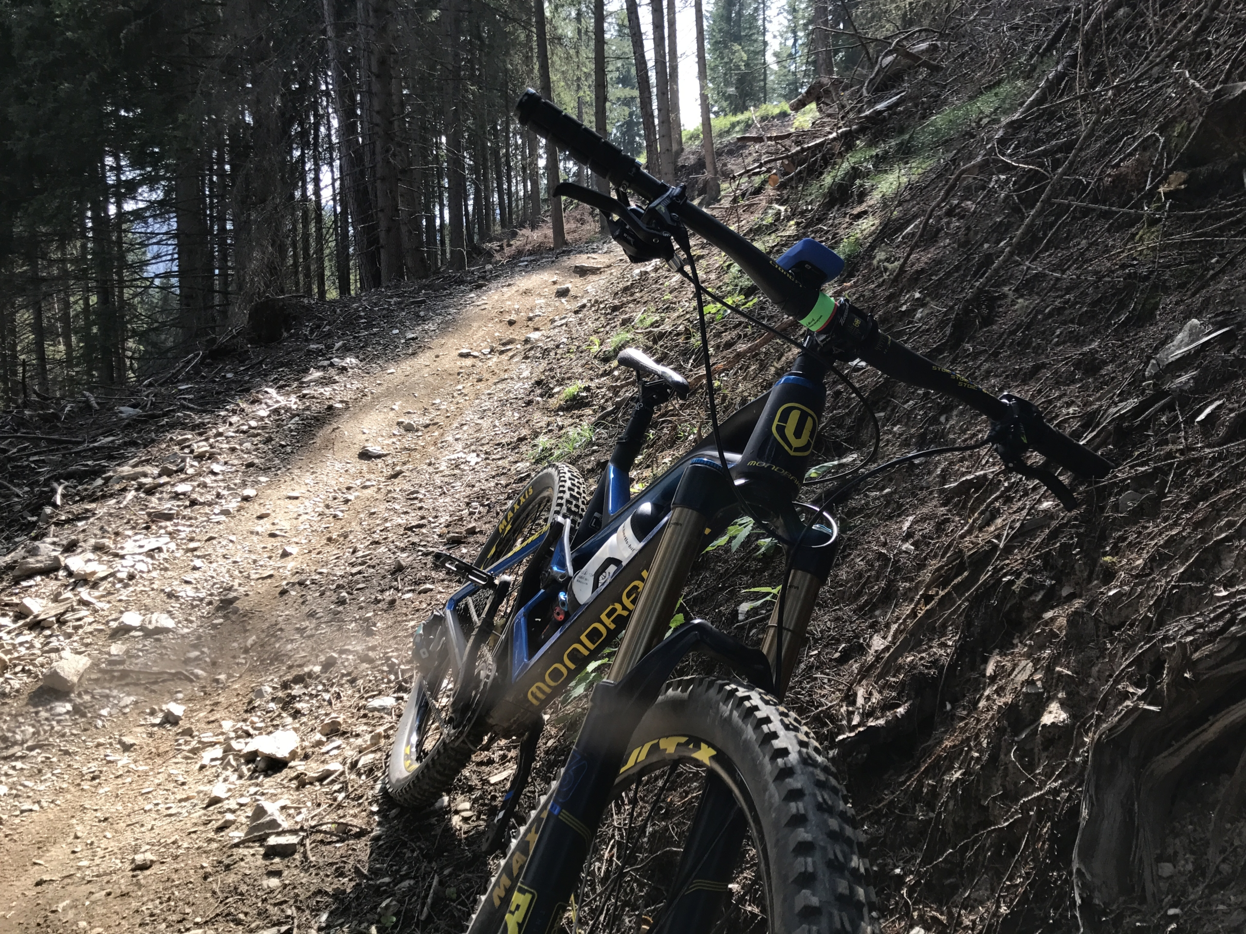 Kronplatz Gassl Trail
